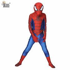 aliexpress com buy 2pieces lot amazing spiderman cosplay
