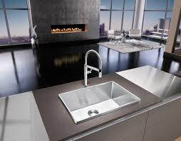 1930s Kitchen Sink Popular Stainless Steel Sink With Drainboard U2014 The Homy Design