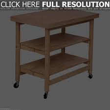 oasis island kitchen cart kitchen folding island kitchen cart with extendable shelves page 1