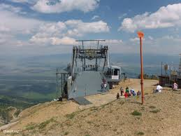 Garaventa Stair Lift by Jackson Hole Tram And Ski Lift History