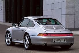 porsche targa 1995 porsche 911 993 from adversity arose greatness motoring history
