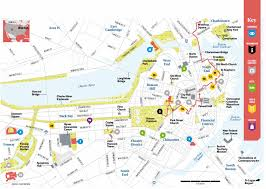 Boston Hubway Map by Boston Travel Tips Where To Go And What To See In 48 Hours