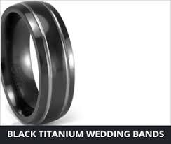 black titanium mens wedding bands not expensive zsolt wedding rings mens wedding rings black titanium