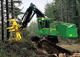new zealand researchers test remote controlled tree felling