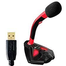 le de bureau usb klim microphone à pied usb pour ordinateur micro de bureau