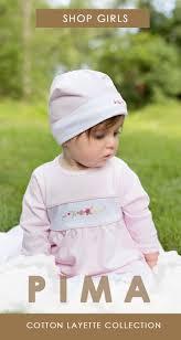 Pima Cotton Baby Clothes Pima Cotton Feltman Brothers