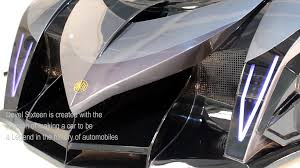 devel sixteen devel u0027s 3 000 hp v16 is legit video lowyat net cars