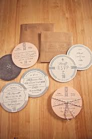 wedding coasters ross clodfelter coaster wedding invitations design work