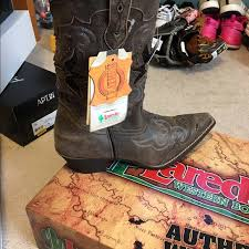 womens cowboy boots in size 12 67 laredo shoes in box s size 12 laredo boots