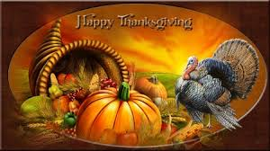 happy thanksgiving cornucopia clipart clipartxtras