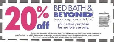 bed bath beyond 20 off printable bed bath and beyond coupons 20 off entire purchase
