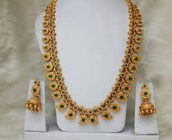 1 gram gold mango mala designs gold indian jewelry and