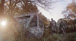 Ameristep Tree Stand Blind New From Ameristep The Incredible Crush Silencer Blind