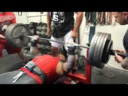 How To Strengthen Bench Press Improve Your Bench Press Chad Smith U0026 Brandon Lilly Youtube