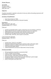 Holes Resume Sample Resume Objective Marketing Internship How Many Pages Is A