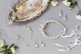 bridal jewelry edera couture lace bridal jewelry accessories