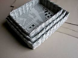 Upcycled Home Decor 1489 Best Recycle Magazine And Newspaper Images On Pinterest