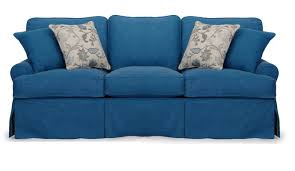 Pillow Back Sofa Slipcover by Beachcrest Home Coral Gables T Cushion Sofa Slipcover U0026 Reviews