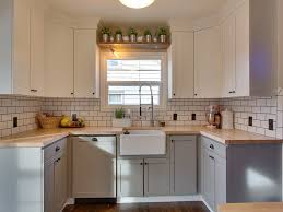 Kitchens With 2 Islands by Country Kitchen With Wood Counters U0026 Kitchen Island In Portland