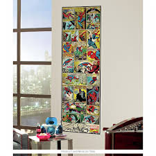spider man comic panels scroll wall decal superhero wall decor spider man comic panels scroll wall decal superhero wall decor retroplanet com