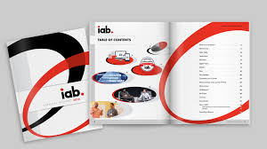 advertising bureau client advertising bureau iab rob scarpa design