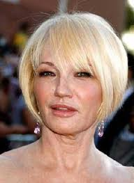 hairstyles for women over 50 with bangs short hairstyles for women over 50 with fine hair the xerxes