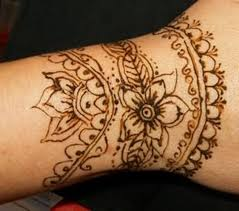 43 henna wrist tattoos design