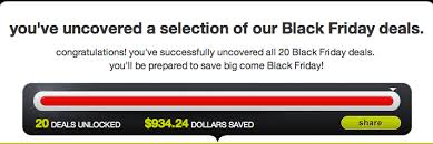 target black friday deals july 2012 target u0027s gamified black friday ad is terrible gamification co