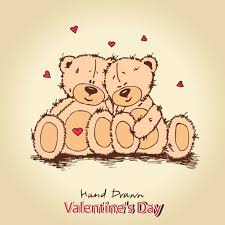 valentines day teddy day teddy free vector 4 971 free vector