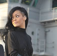 rihanna celebrities pinterest rihanna shaved hair designs
