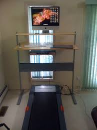 Diy Treadmill Desk Ikea Fancy Ikea Treadmill Desk 4 Steps With Pictures