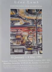 chambre de commerce chartres exhibition poster by desnoyer chartres 1959