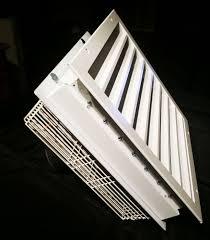 in wall exhaust fan for garage gft 16 through wall garage fan cool my garage