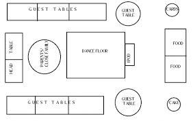 Wedding Reception Floor Plan Template Wedding Floor Plan Awesome Ideas Wik Iq