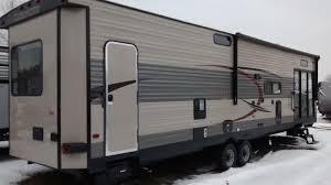 One Bedroom Trailer 2016 Cherokee Limited Destination Park Model 39 Ls Front Living