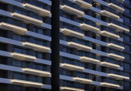 cdc residential tower taipei taiwan facade lighting pinterest cdc residential tower taipei taiwan