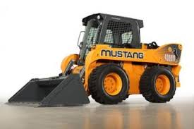 mustang bobcat mustang 4000v skid steer loader construction equipment