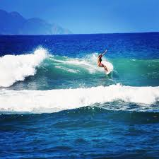 surfing mi ola