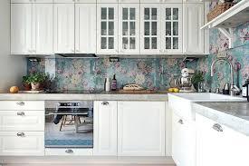 kitchen backsplash ideas with cream cabinets unique kitchen backsplash ideas removable fabric kitchen tile