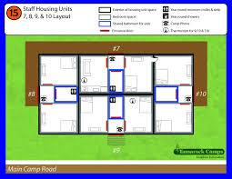 information for teachers group leaders tamarack camps outdoor housing maps tamarack