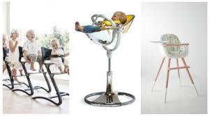 chaise haute transat b b chaises hautes design pour bébé