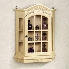 curio cabinet unforgettablel wall mounted curio cabinetoto ideas