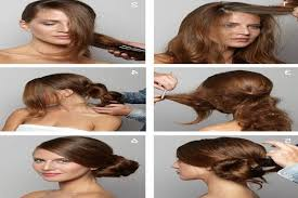 wedding hairstyles step by step instructions 10 easy wedding updo hairstyles with steps everafterguide