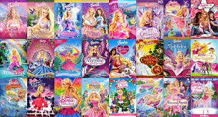 complete list of barbie movies how many have you seen