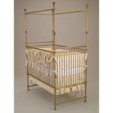 treasures iron canopy crib vintage iron cribs nuresry crib
