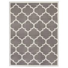 Purple Flower Rug 5 X 7 Area Rugs Rugs The Home Depot