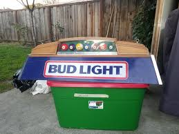 bud light pool table light bud light pool table light collectibles in hayward ca offerup