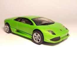 Lamborghini Murcielago Green - silicone mold 3d lamborghini murcielago car mould fondant