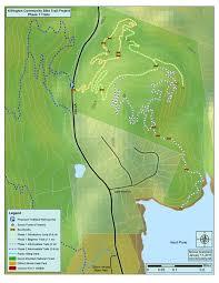 Vermont State Parks Map Killington Awarded Rtp Grant