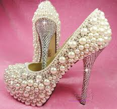 wedding shoes cork aliexpress buy free shipping 2013 handmade ivory pearl